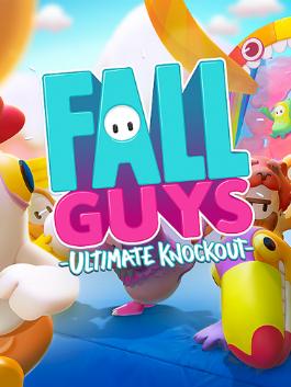 操作 fall guys